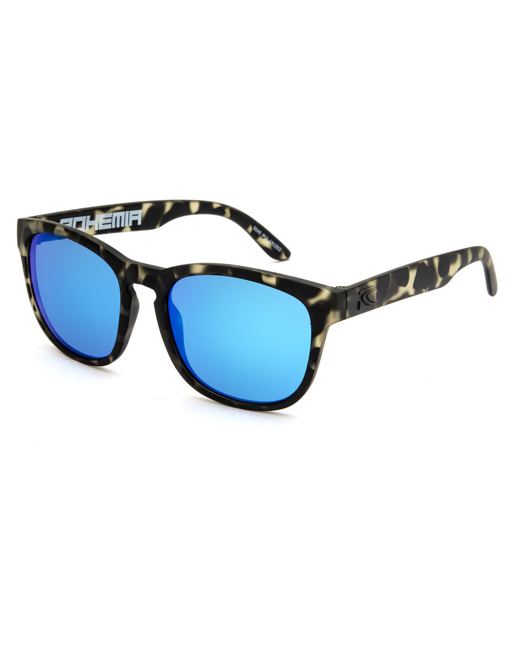 Image of CARVE BOHEMIA FLOATING EDITION MATTE TORTOISE SUNGLASSES