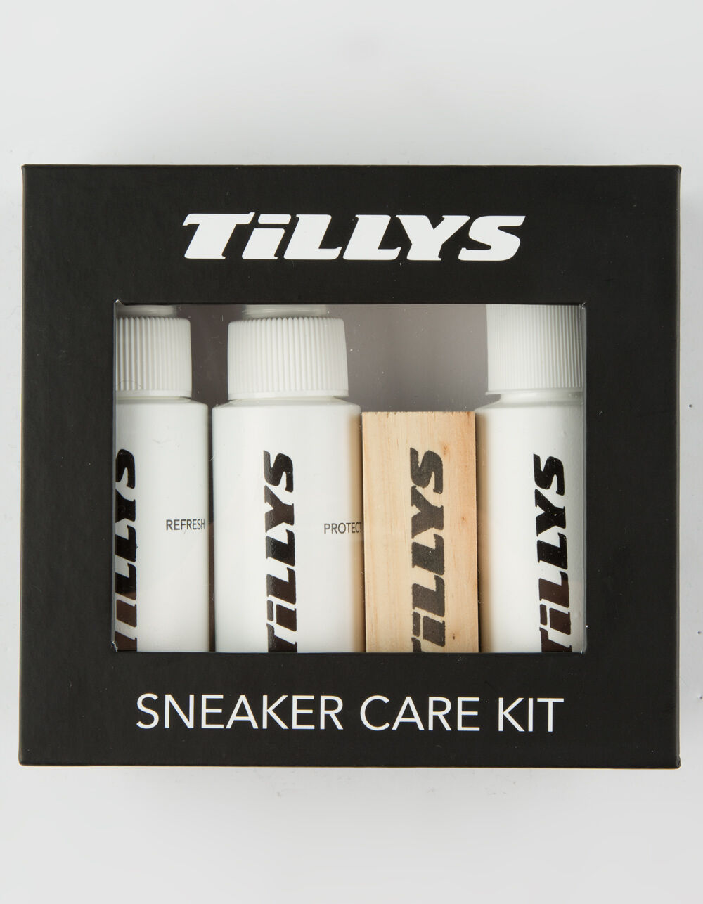 Tillys Shoe Care Kit