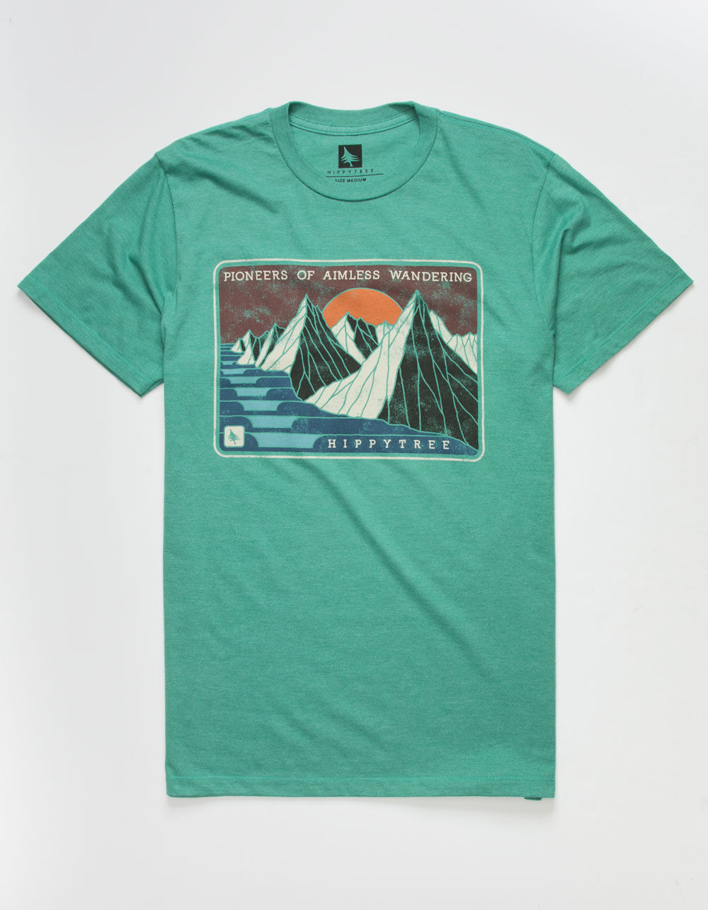 Image of HIPPYTREE Fjord T-Shirt