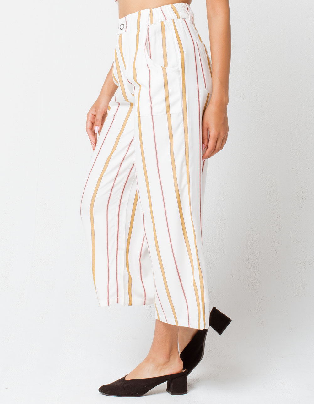RVCA Fully Noted Wide Leg Pants