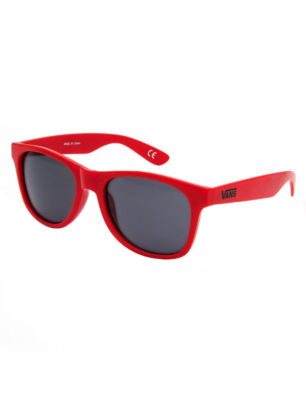 VANS Spicoli 4 Red Sunglasses
