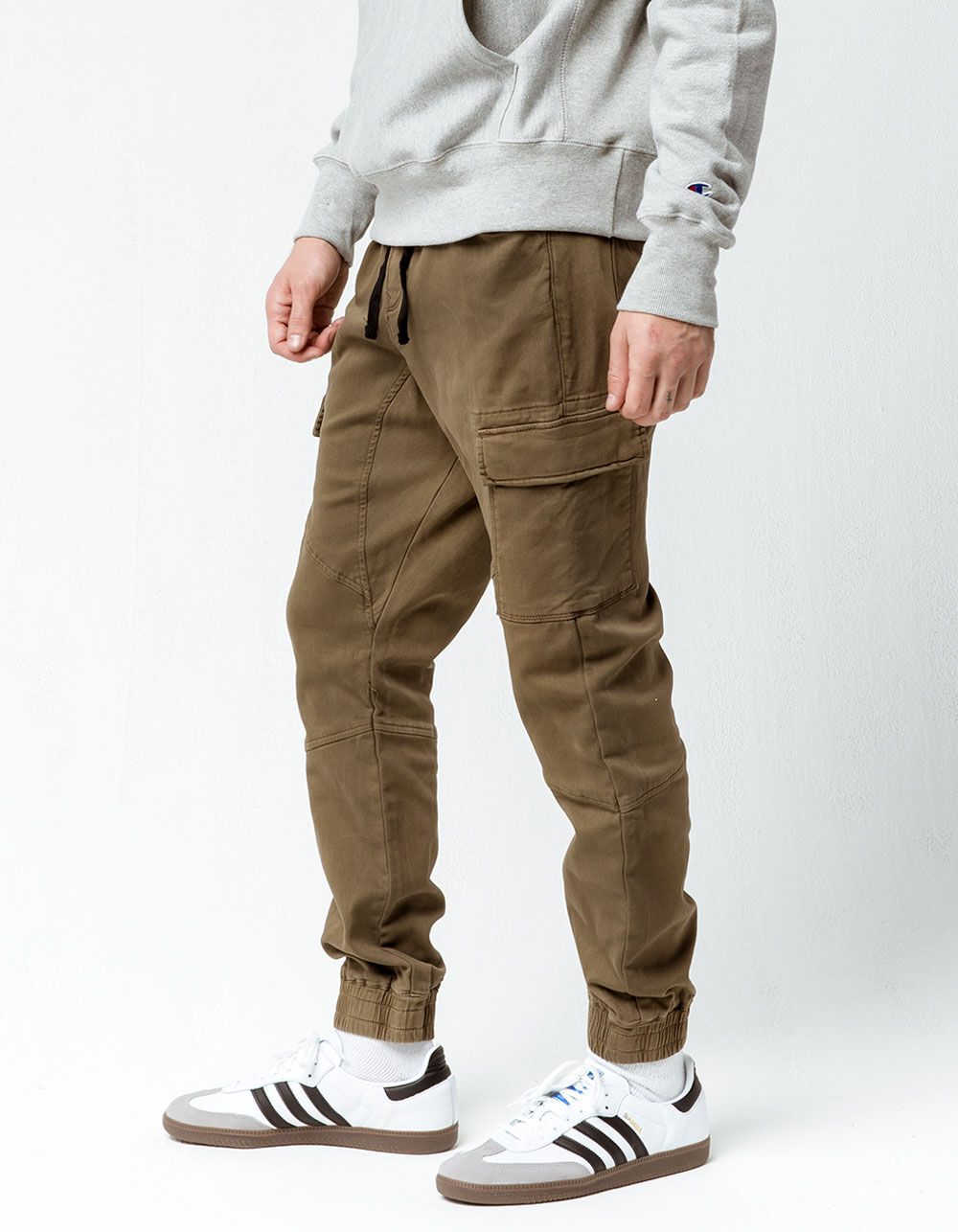 EAST POINTE DJ Cargo Jogger Pants