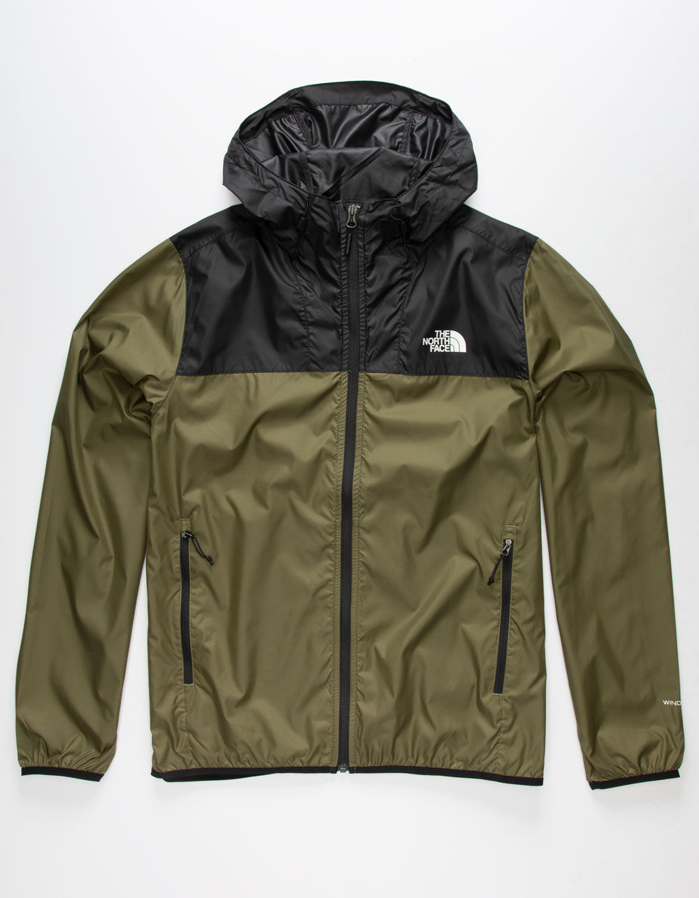 THE NORTH FACE Cyclone 2 Olive Windbreaker Jacket