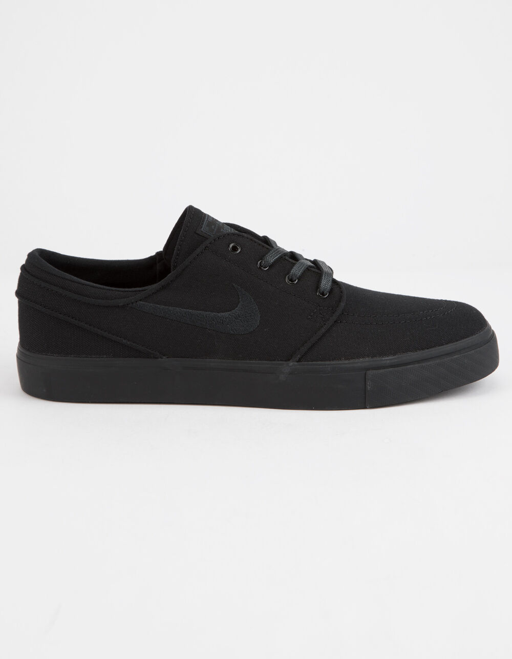 NIKE SB ZOOM STEFAN JANOSKI CANVAS BLACK & BLACK SHOES