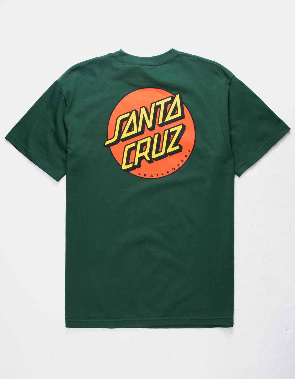 SANTA CRUZ Classic Dot Forest T-Shirt