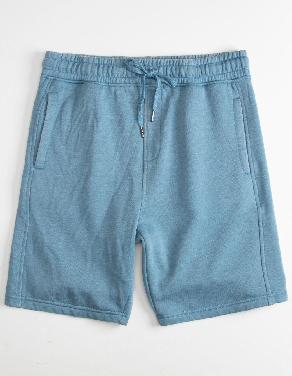 VALOR Phoenix Light Blue Sweat Shorts