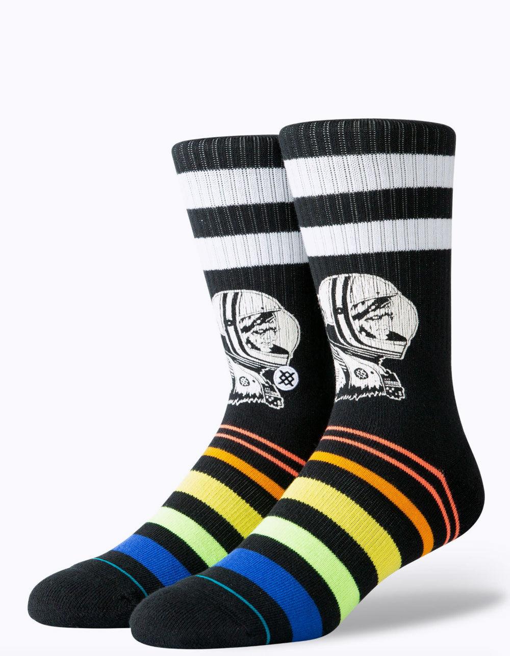 STANCE Moon Man Crew Socks