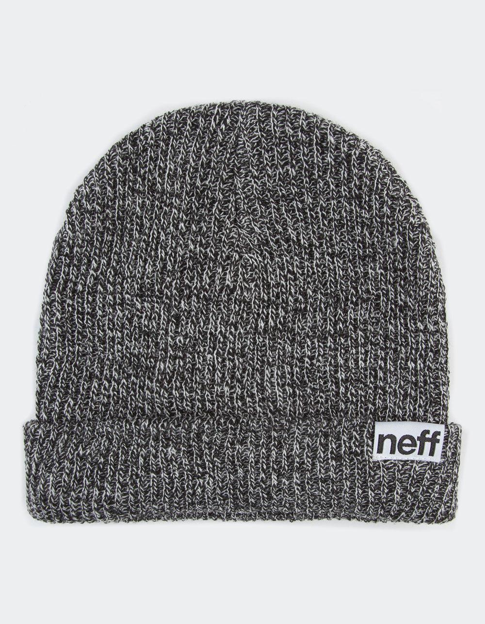 NEFF Heather Fold Beanie
