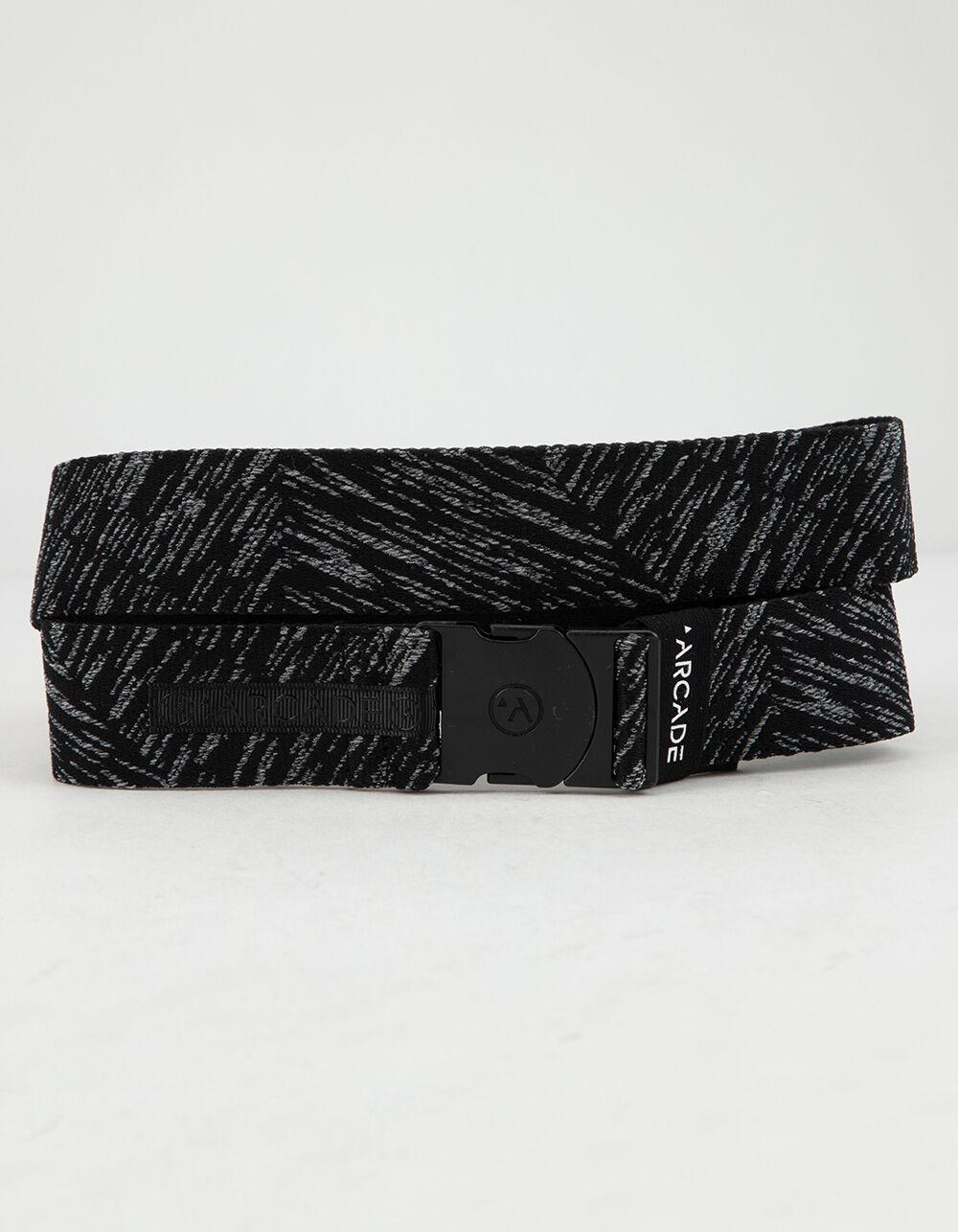 Image of ARCADE THE FOUNDATION BLACK & GRAY BELT