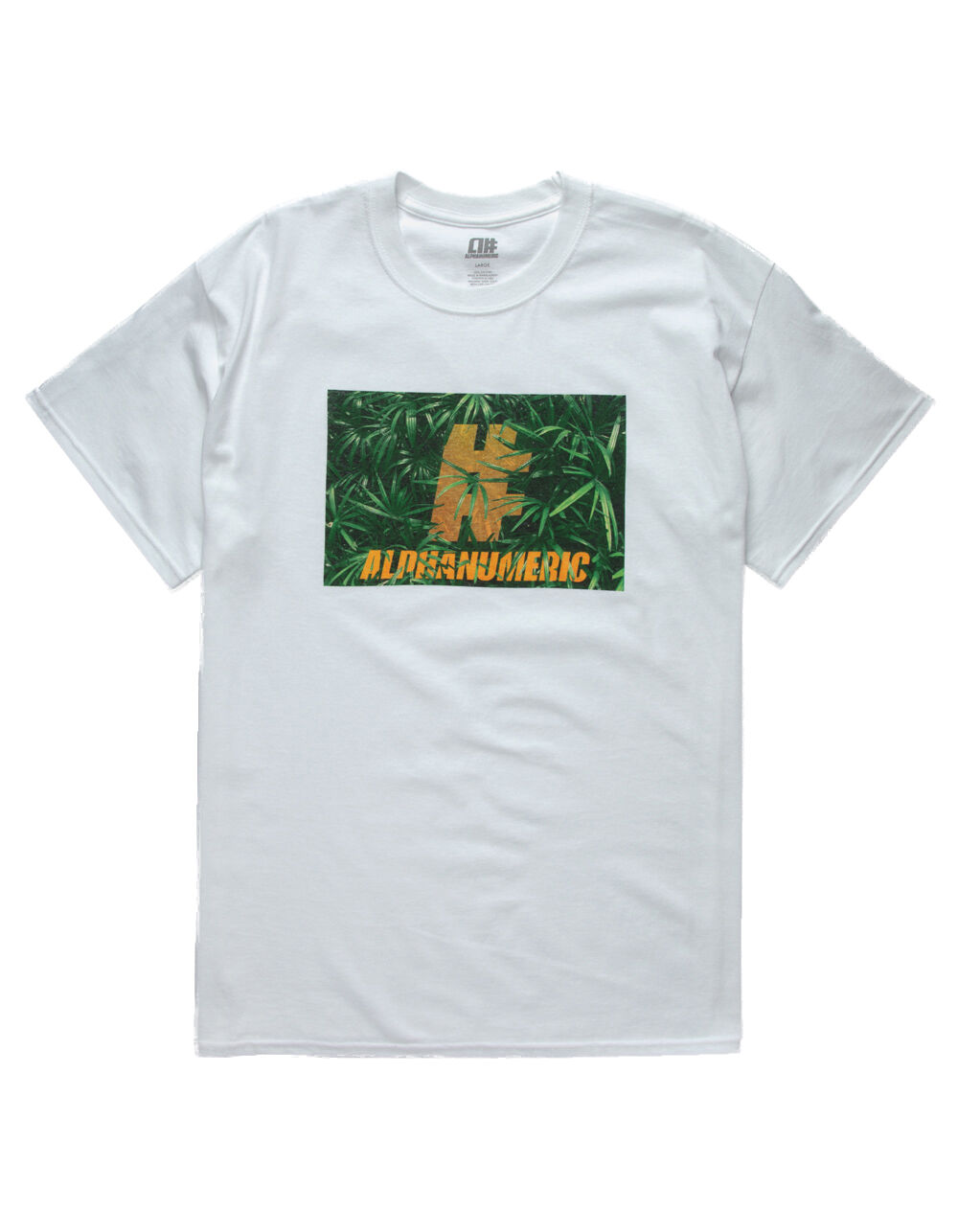 Image of ALPHANUMERIC WEEDEATER T-SHIRT