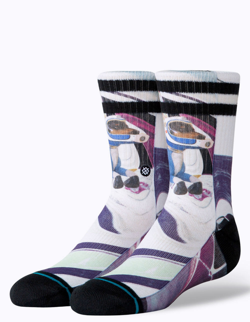 STANCE Astrodog Kids Crew Socks