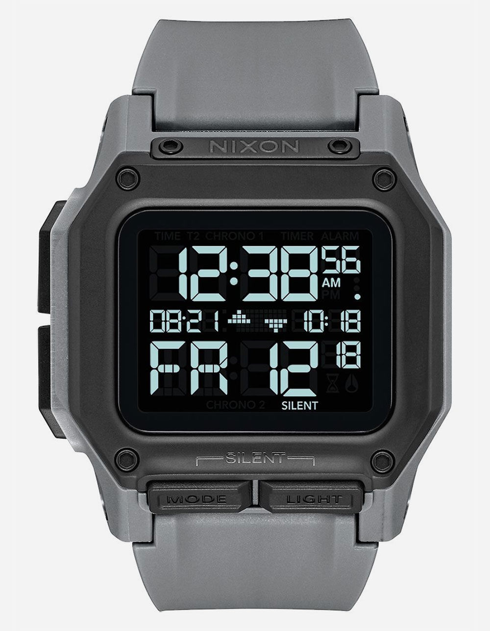 NIXON Regulus Gunmetal Watch