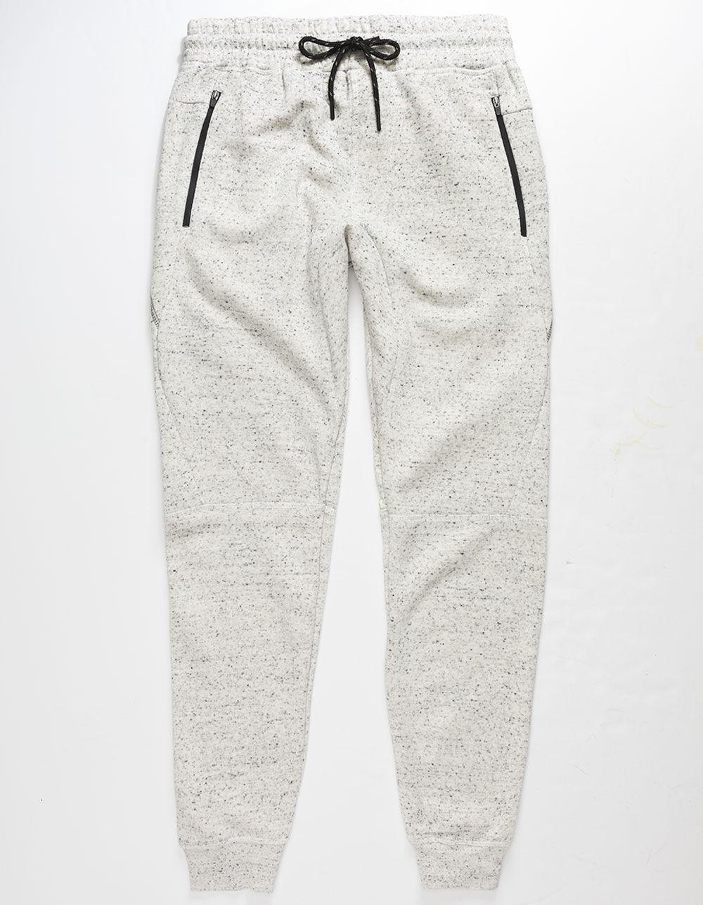 Image of BROOKLYN CLOTH NATURAL FLEECE JOGGER PANTS