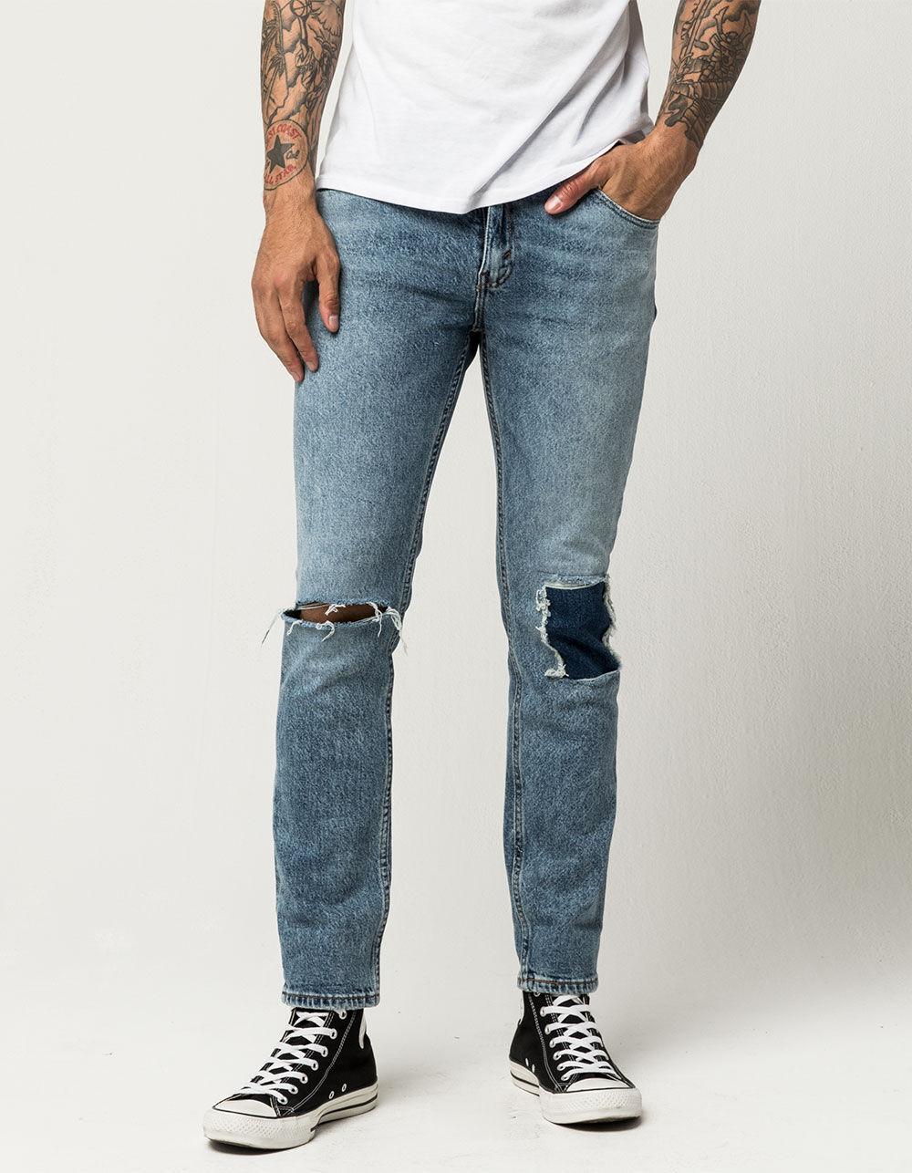 LEVI'S 511 Slim Ripped Jeans