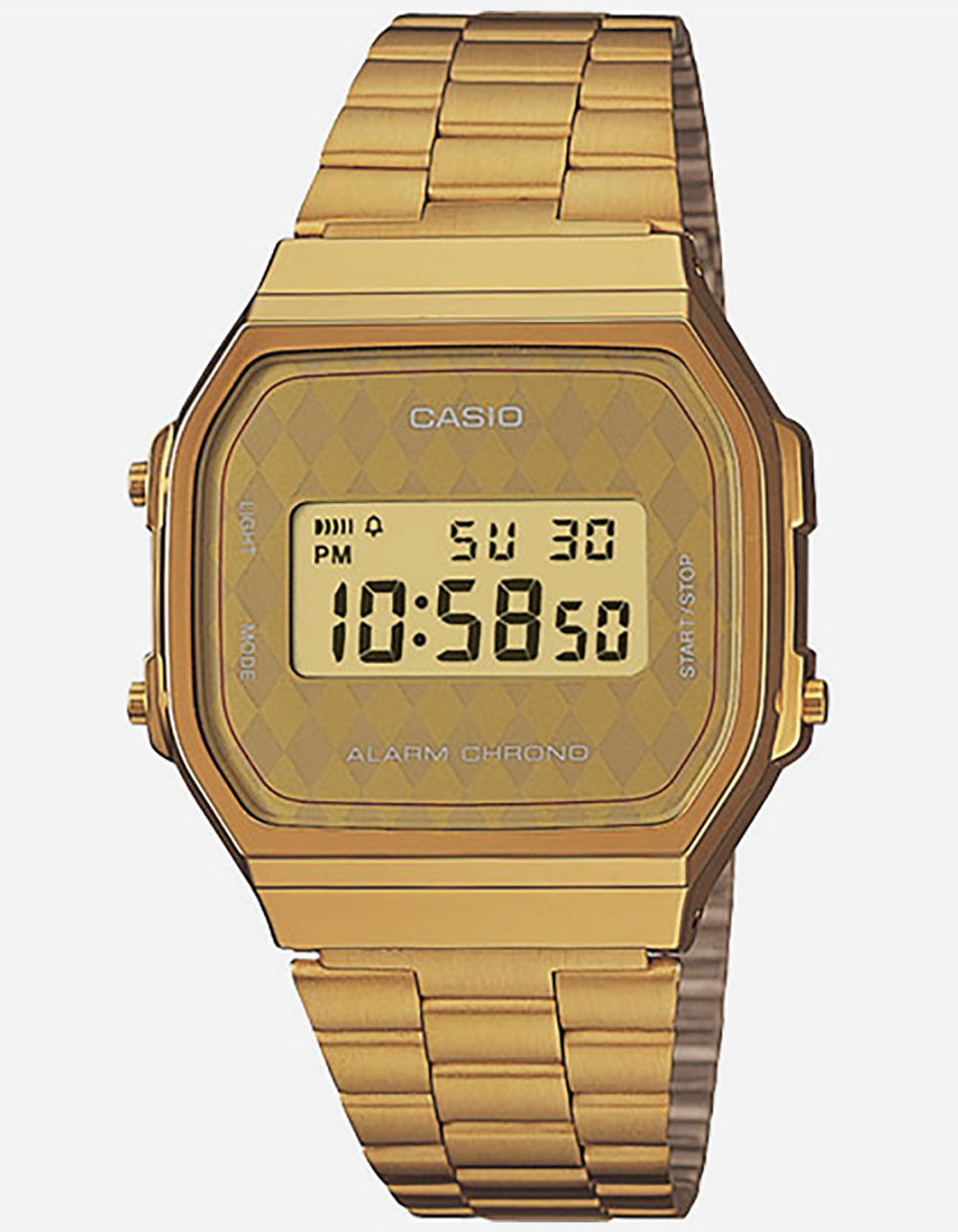 CASIO Vintage Collection A168WG-9BVT Watch