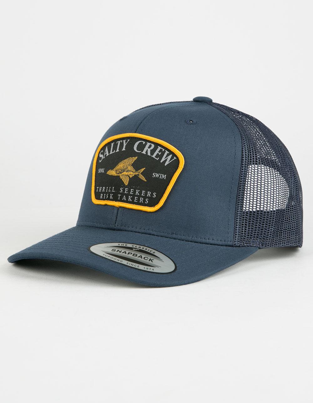 SALTY CREW Leeward Trucker Hat