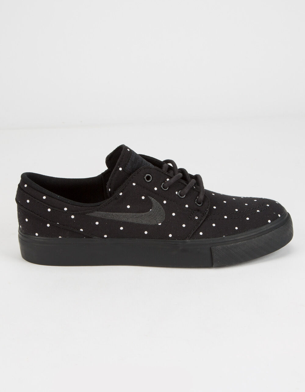 NIKE SB Stefan Janoski Print 1 Black & Anthracite White Girls Shoes
