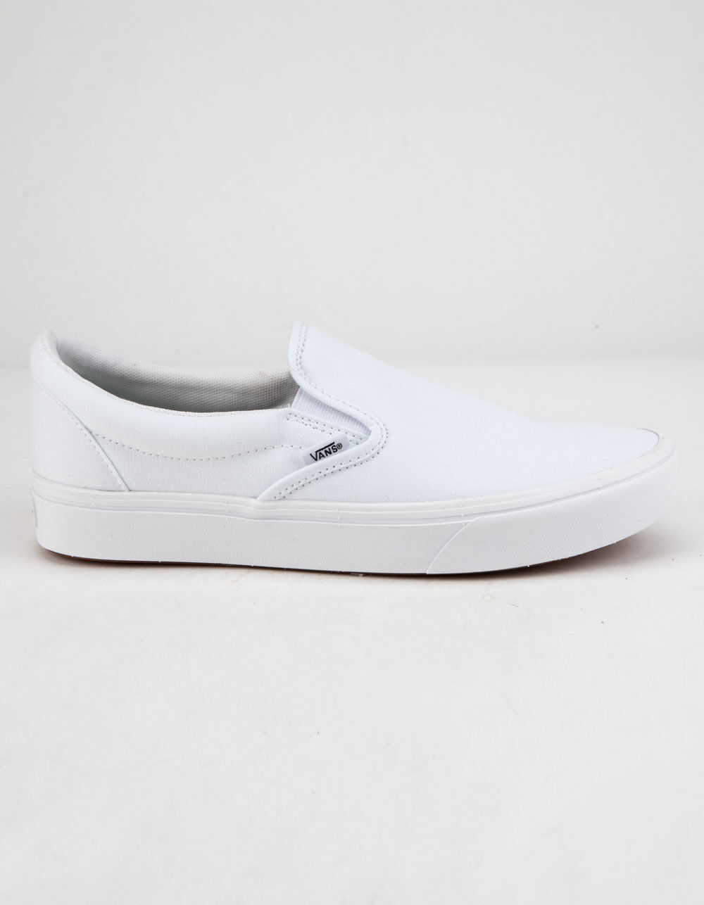 VANS ComfyCush Classic Slip-On True White Shoes