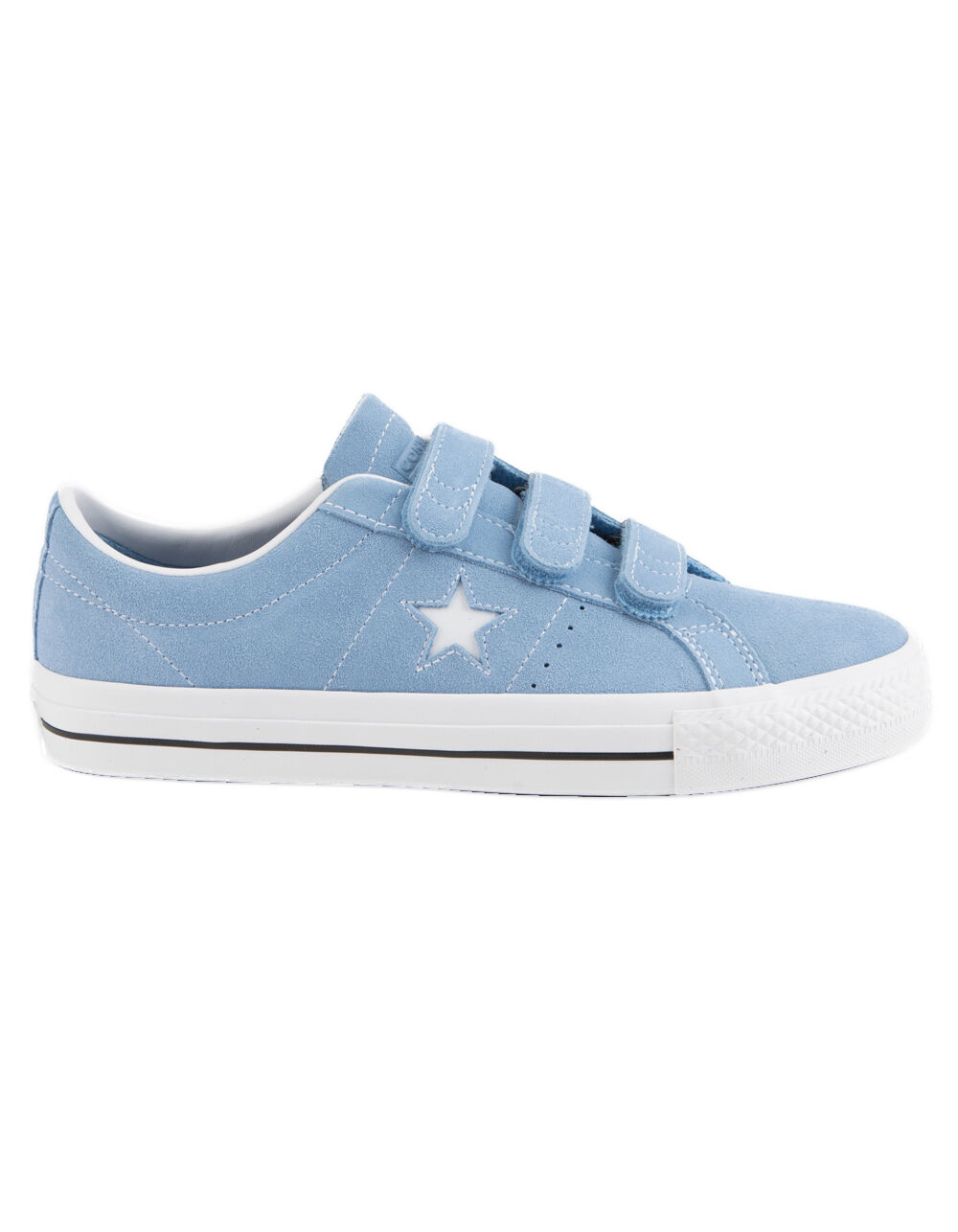 CONVERSE ONE STAR PRO 3V OX LIGHT BLUE & WHITE SHOES