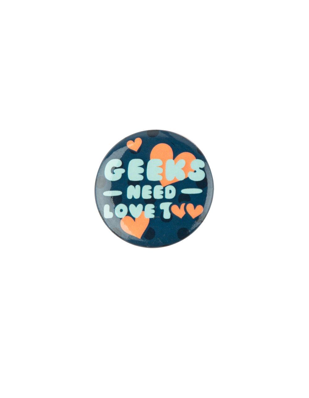 Image of GEEK LOVE PIN