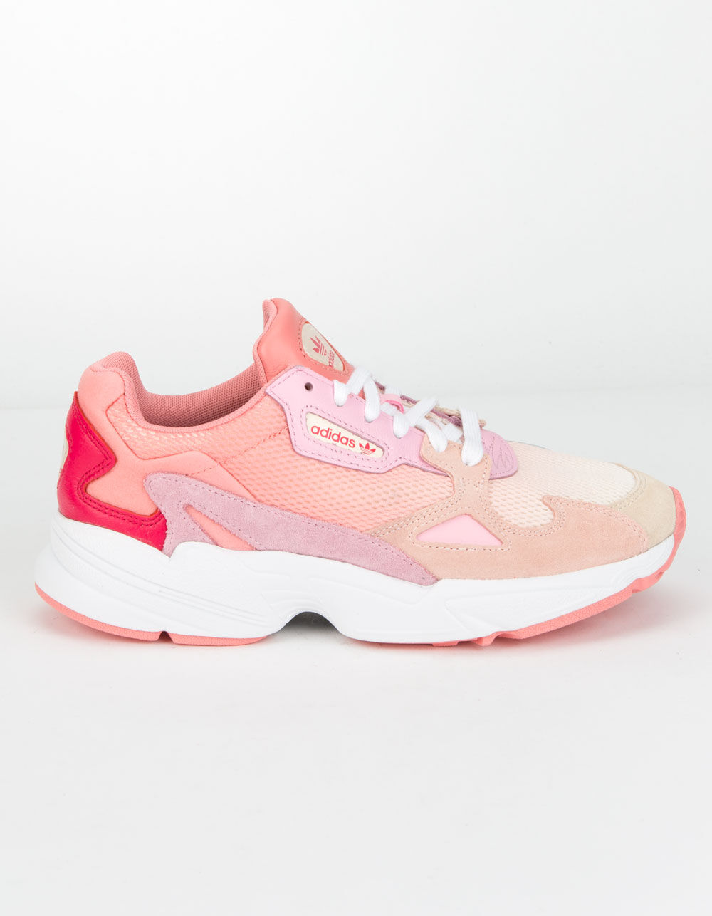 ADIDAS Falcon Ecru Tint & Icey Pink Shoes