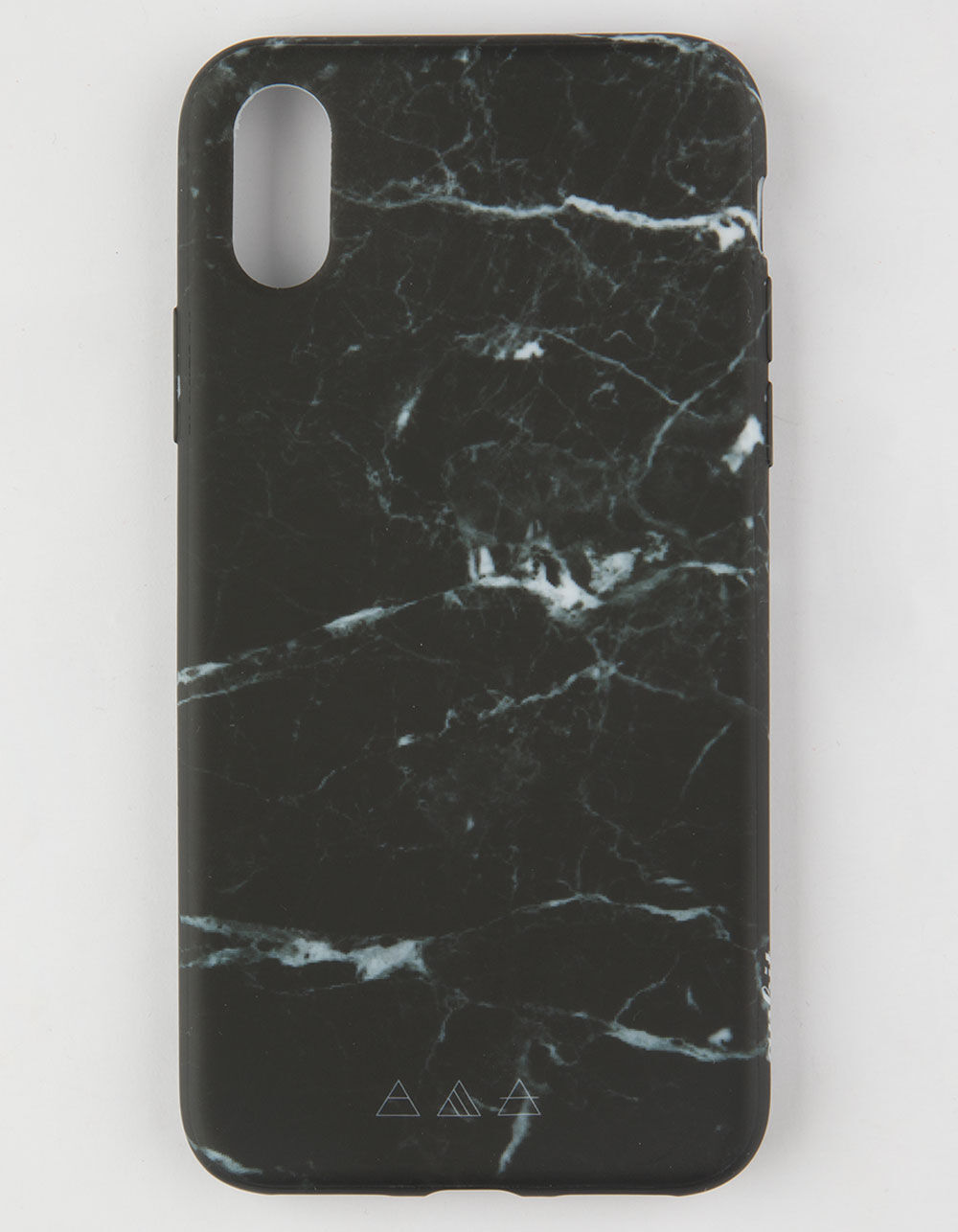 Image of ANKIT BLACK MARBLE IPHONE X CASE