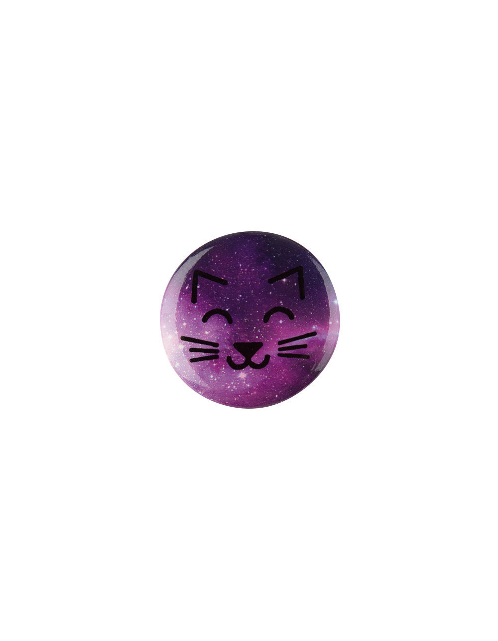 Image of GALAXY KITTY PIN