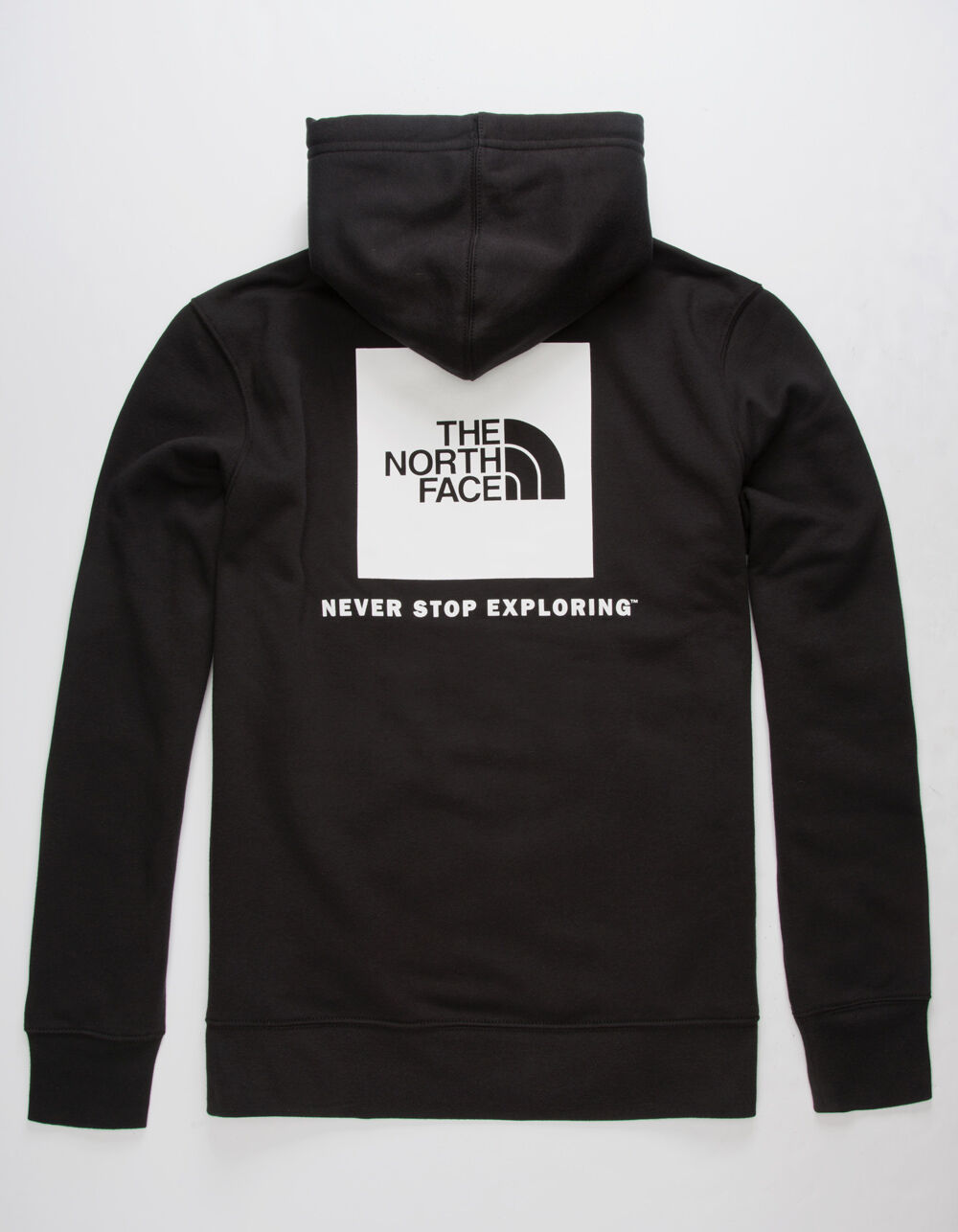THE NORTH FACE Red Box Black Hoodie