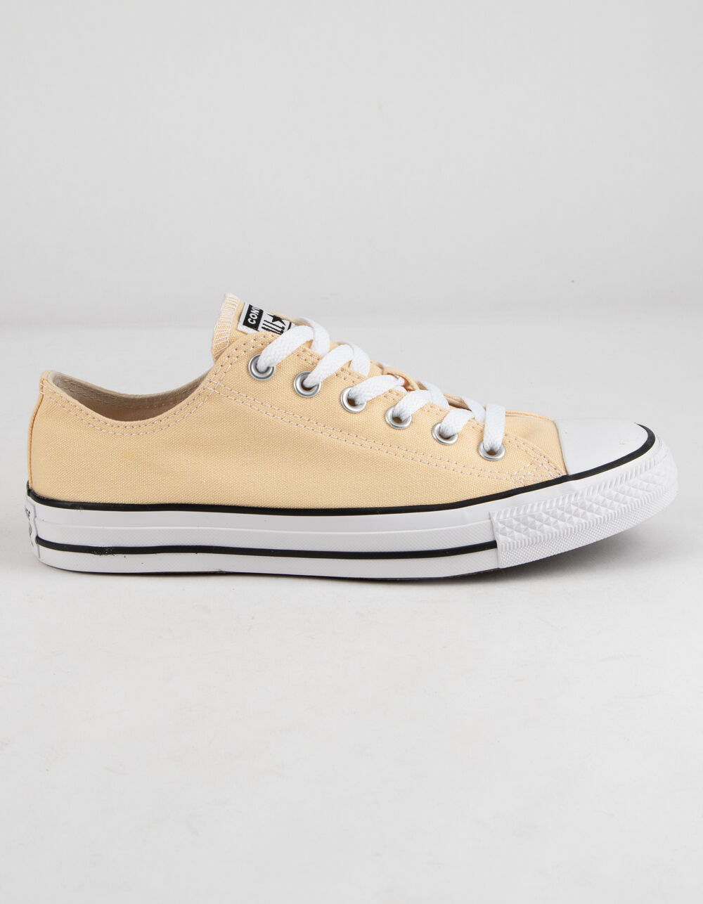 Image of CONVERSE CHUCK TAYLOR ALL STAR OX SEASONAL PALE VANILLA SHOES