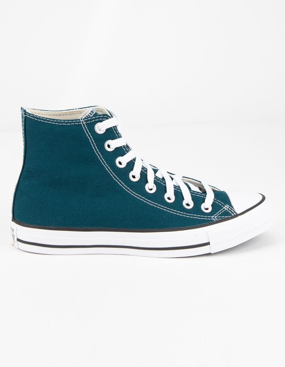 CONVERSE Chuck Taylor All Star Seasonal Color Midnight Turq High Top Shoes