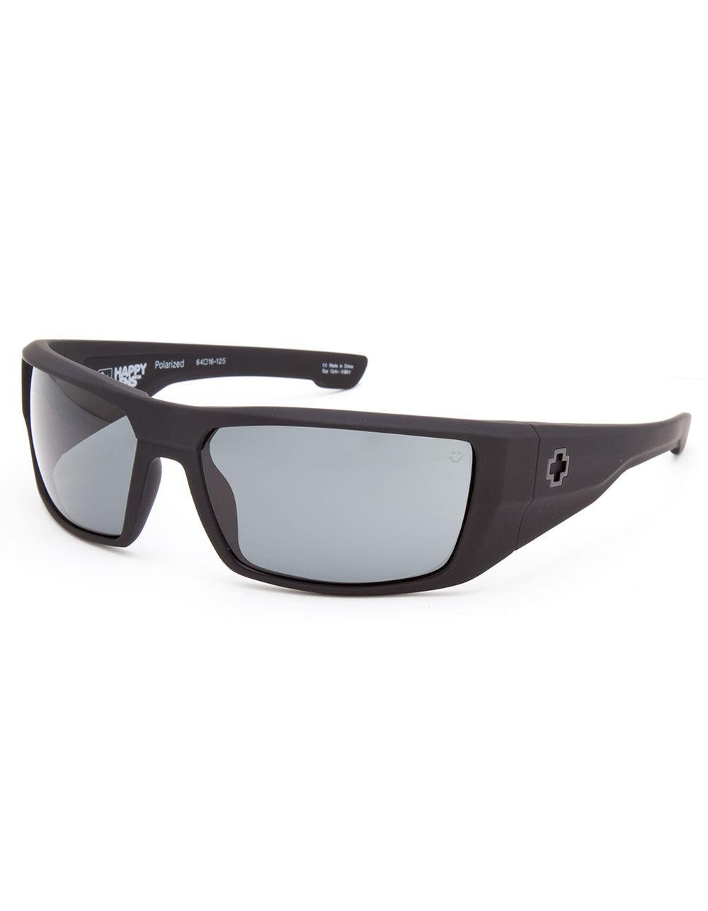 SPY Happy Lens Dirk Polarized Sunglasses