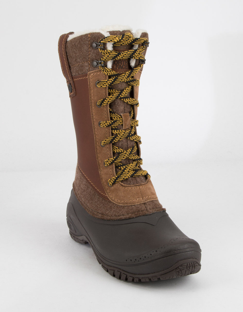 THE NORTH FACE Shellista III Mid Brown Boots