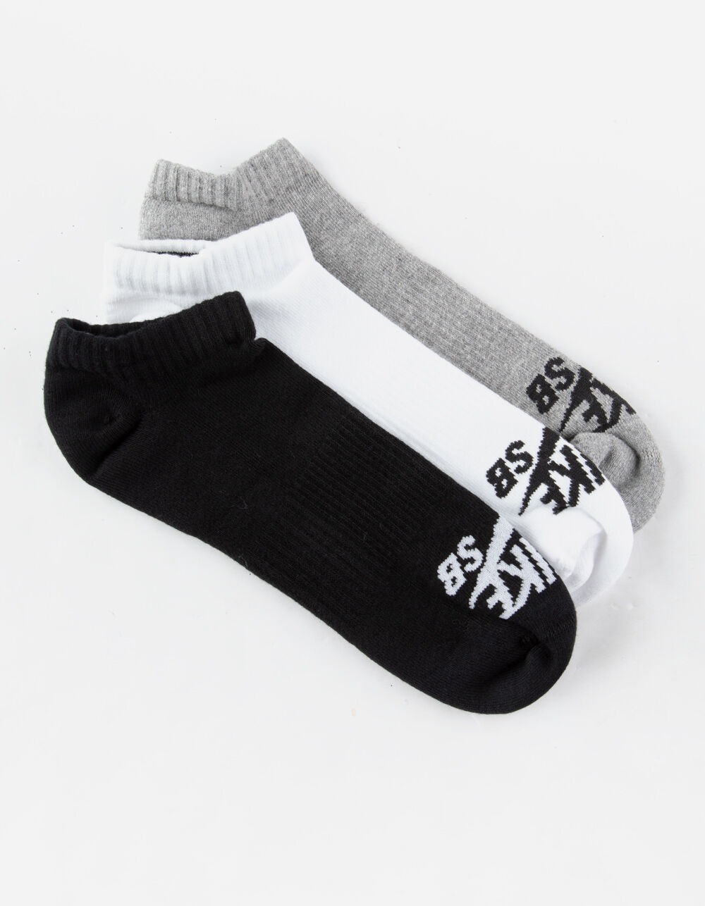 Image of NIKE SB 3 PACK SKATEBOARDING NO SHOW SOCKS