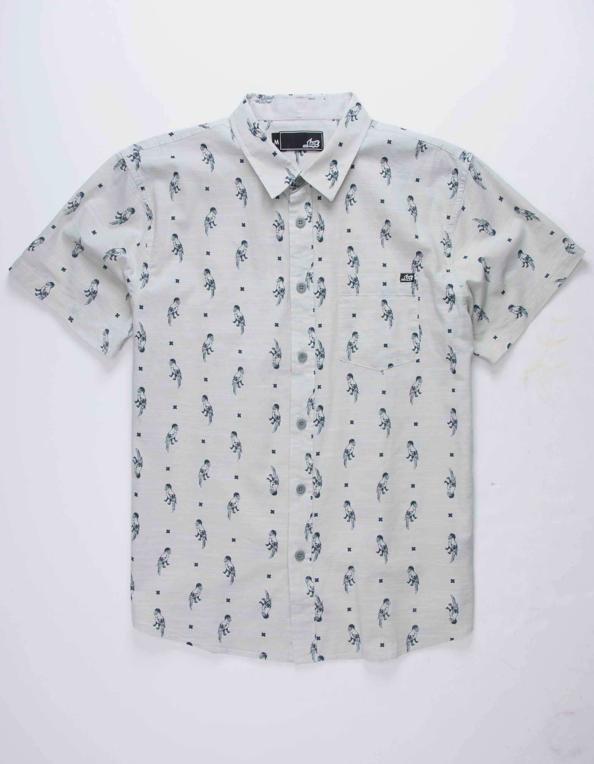 LOST Polly Shirt