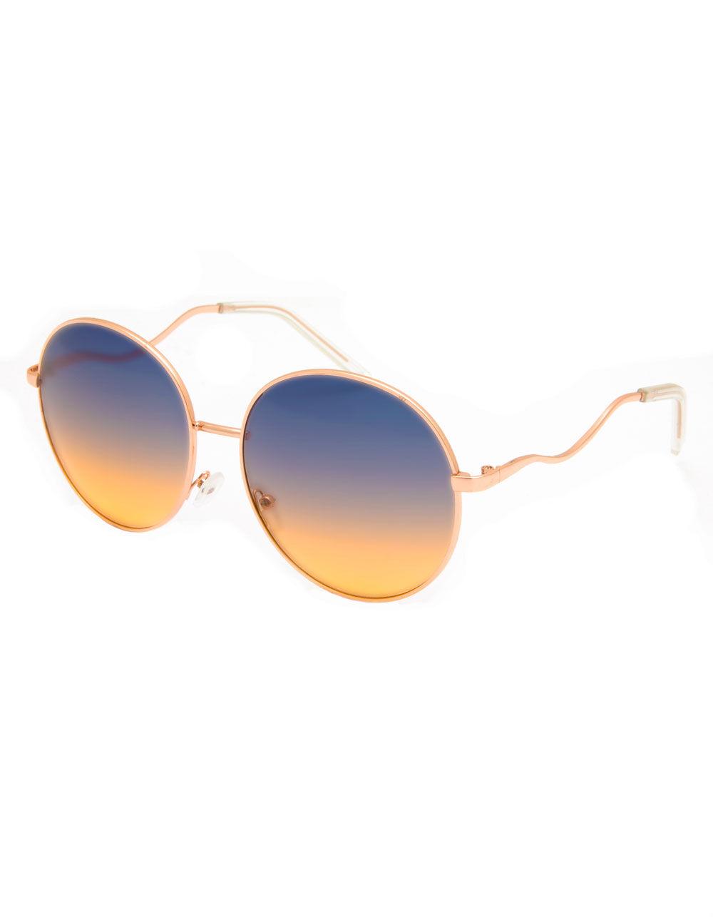 FULL TILT Tarte Round Sunglasses
