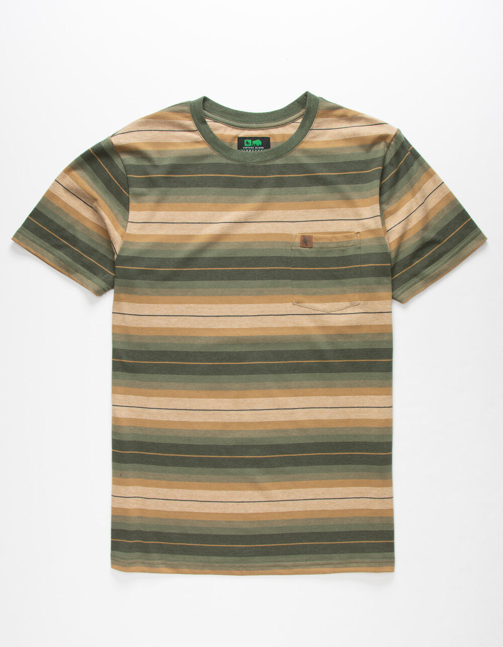 Image of HIPPYTREE Cold Creek Pocket Tee