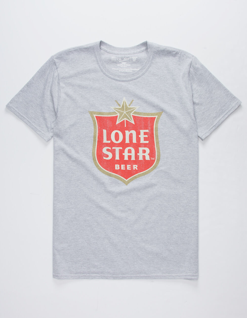 Image of THE VICTORY LONE STAR BEER T-SHIRT