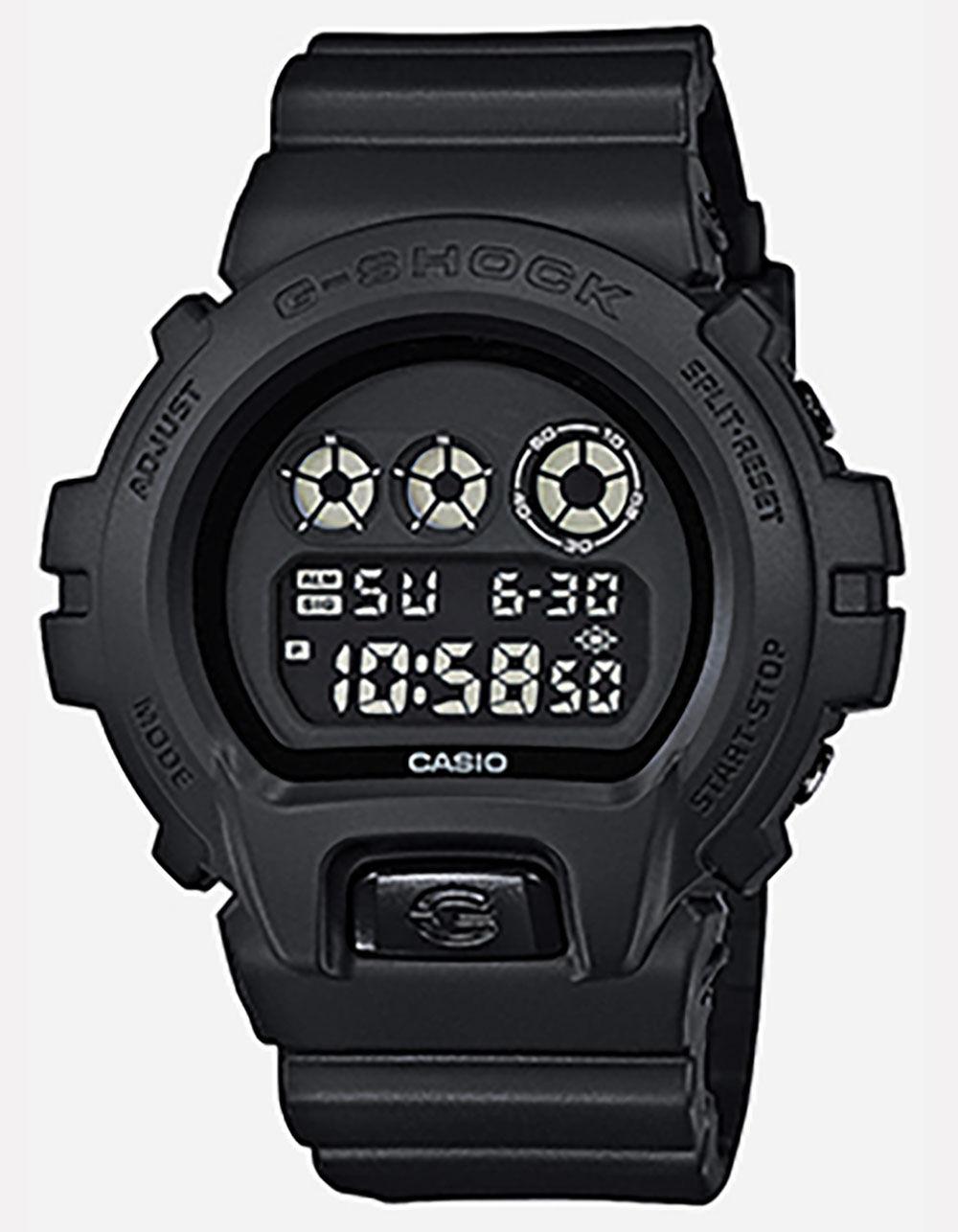 G-SHOCK DW6900BB-1 Watch