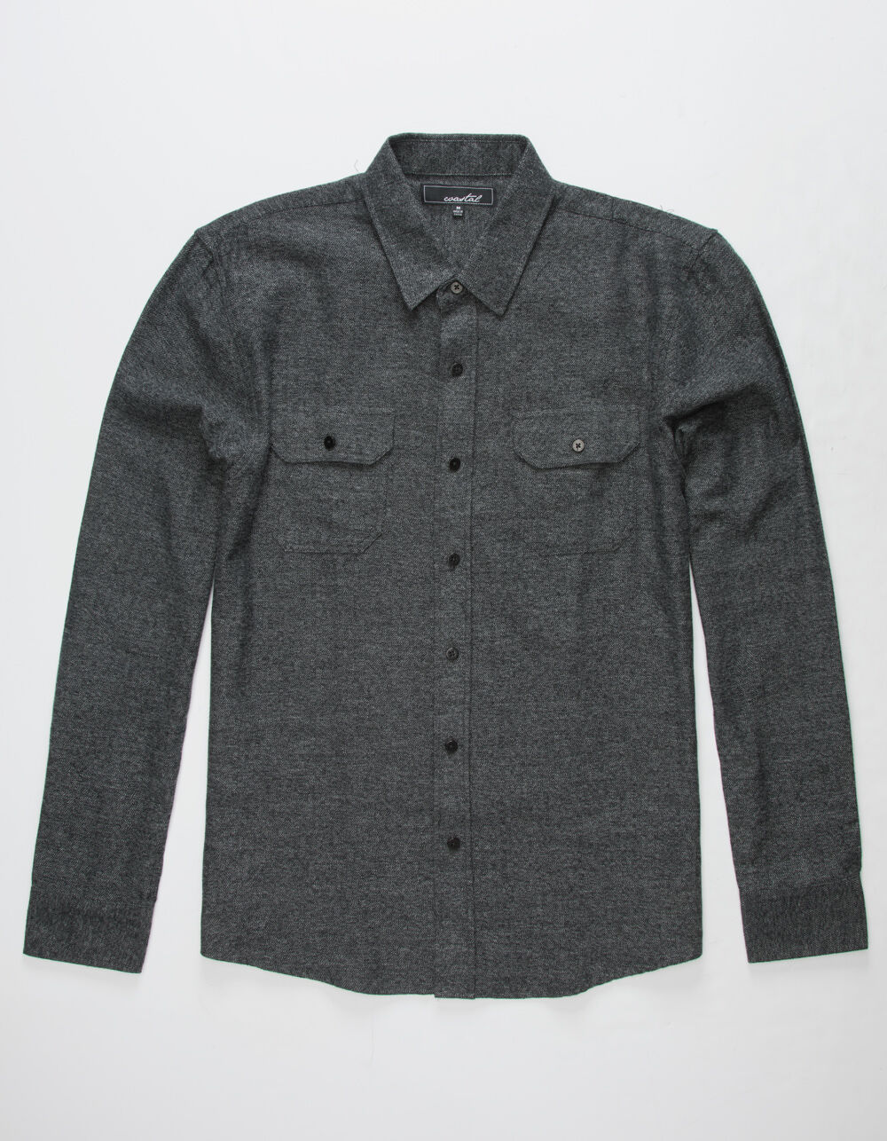 Image of COASTAL ECLIPSE FLANNEL SHIRT