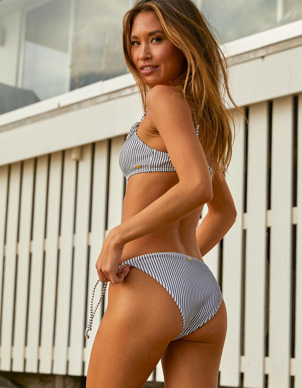 ROXY Bico Mind Of Freedom Tie Side Bikini Bottoms