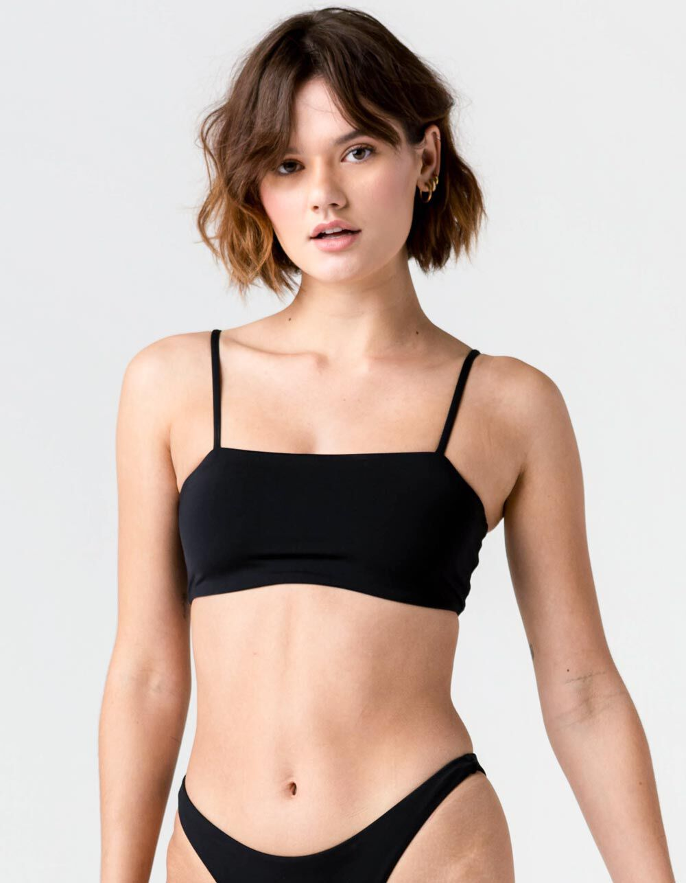 FULL TILT Bandeau Bikini Top