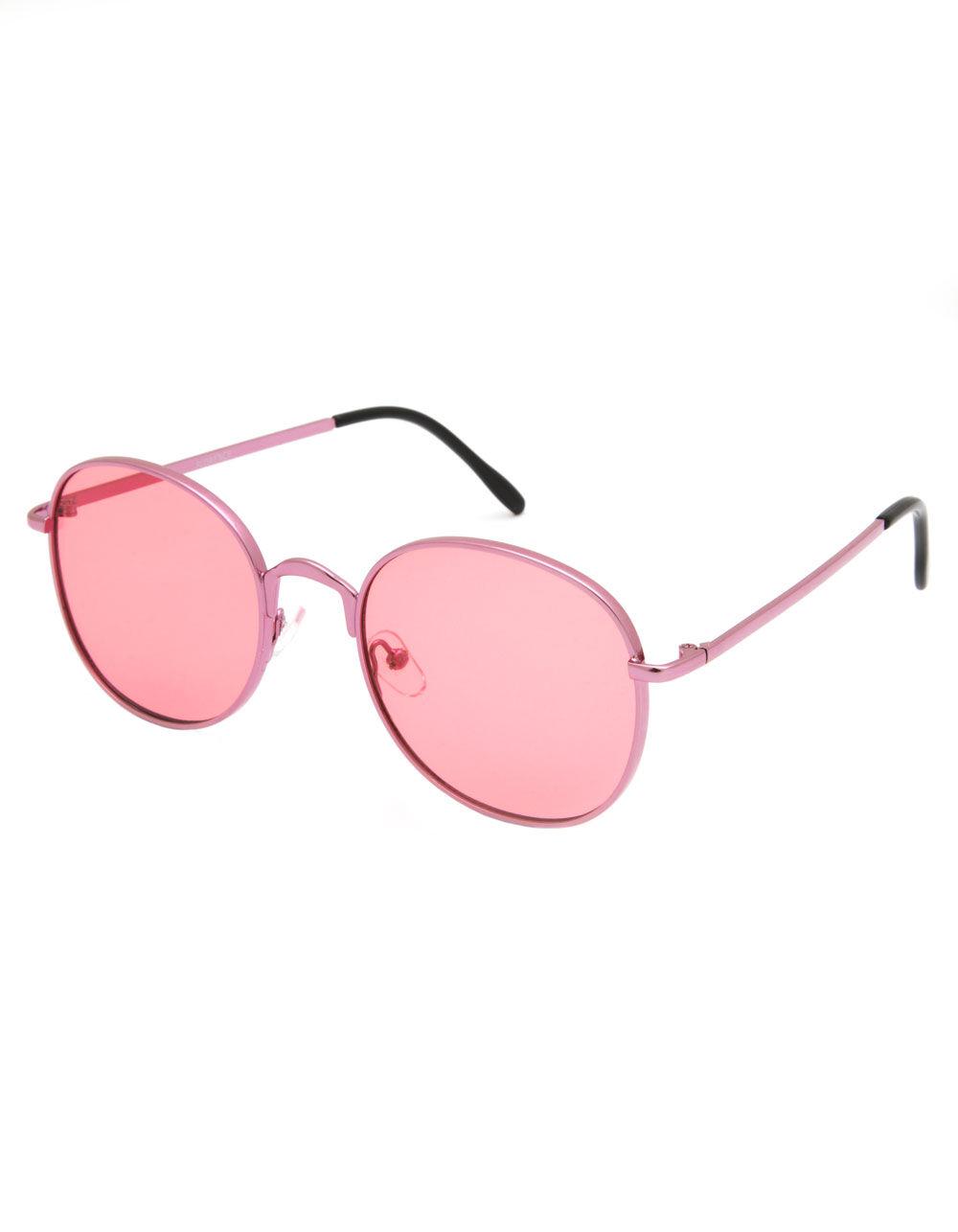 FULL TILT Florence Round Sunglasses