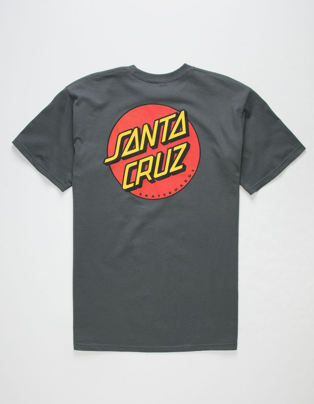 SANTA CRUZ Dot Chest T-Shirt