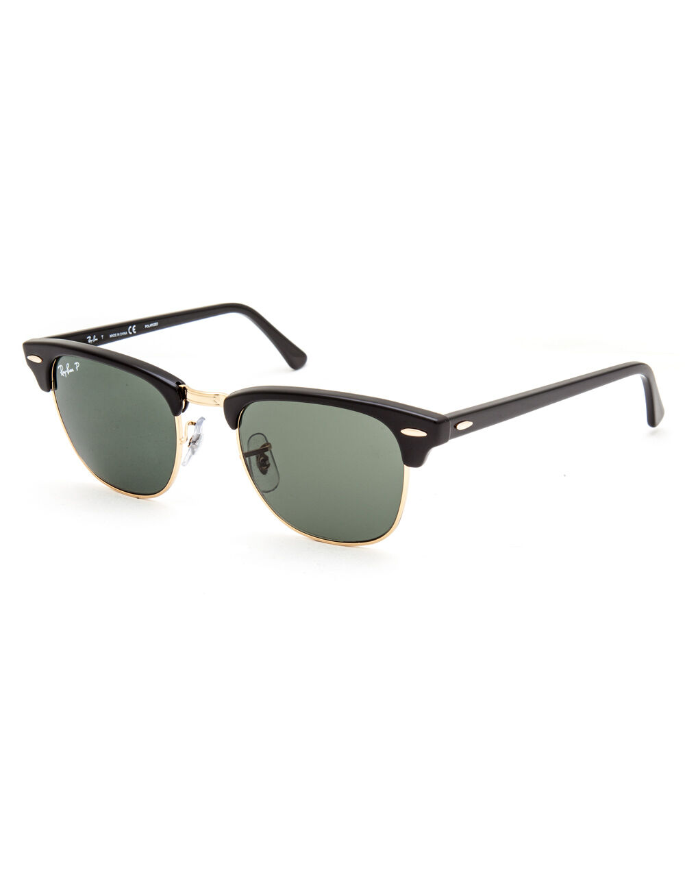 RAY-BAN Clubmaster Classic Polarized Sunglasses