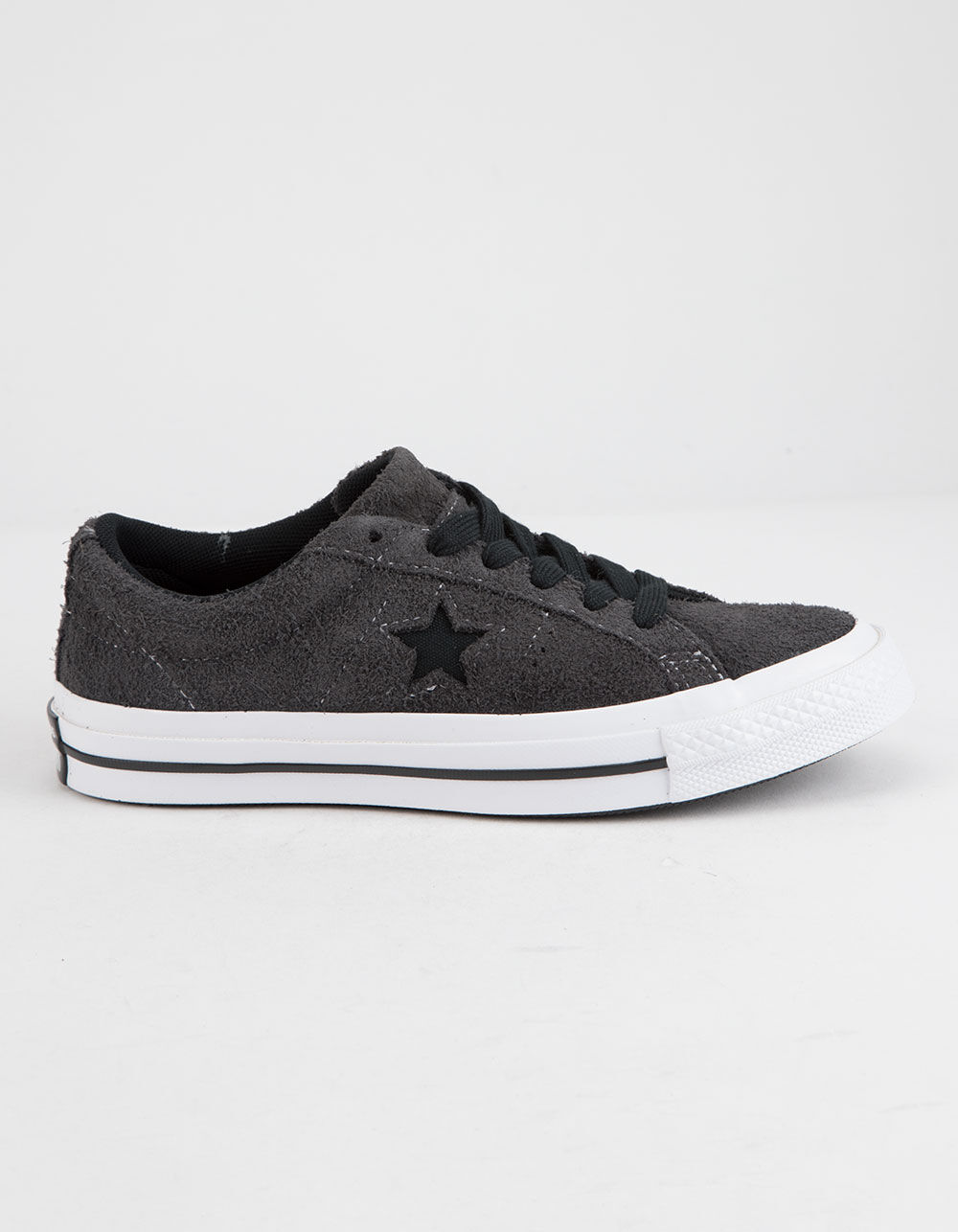 CONVERSE One Star Ox Almost Black Kids Shoes