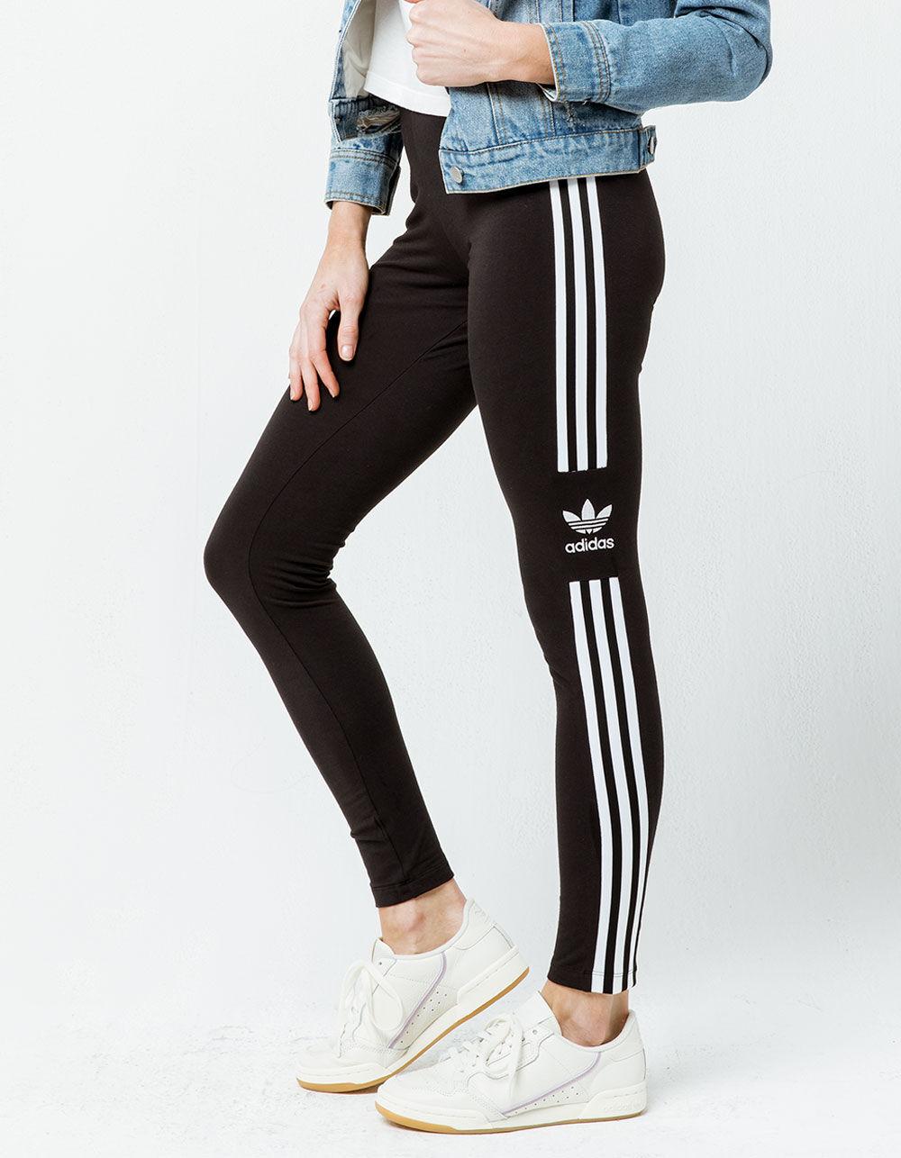 ADIDAS Trefoil Stripe Leggings