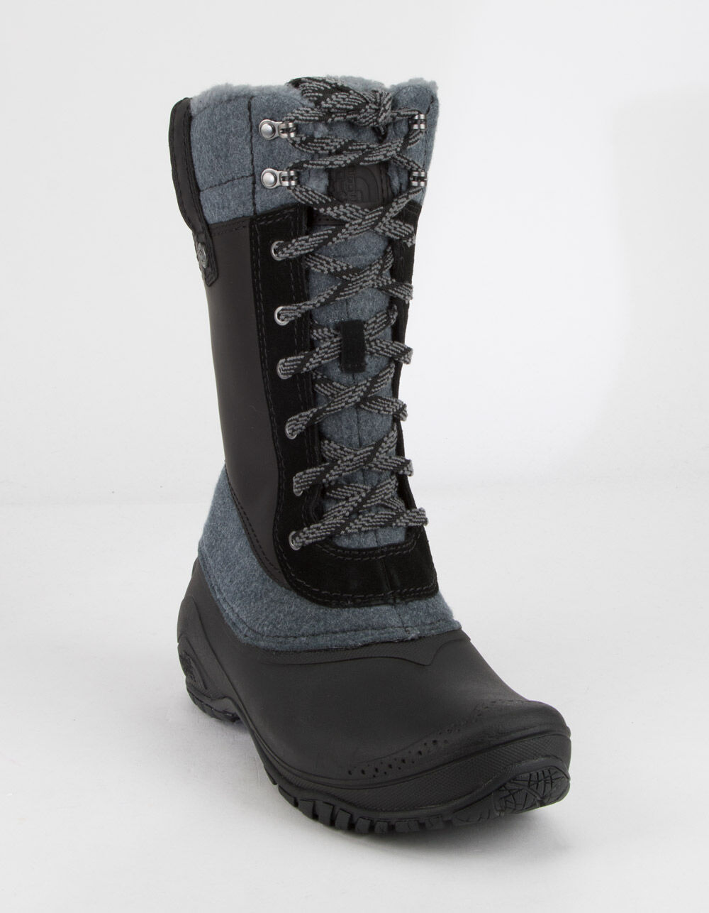 THE NORTH FACE Shellista III Mid Black Boots