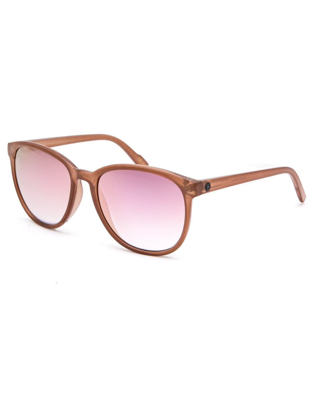 Image of D'BLANC AFTERNOON DELIGHT QUARTZ & ROSE FLASH CHROME SUNGLASSES