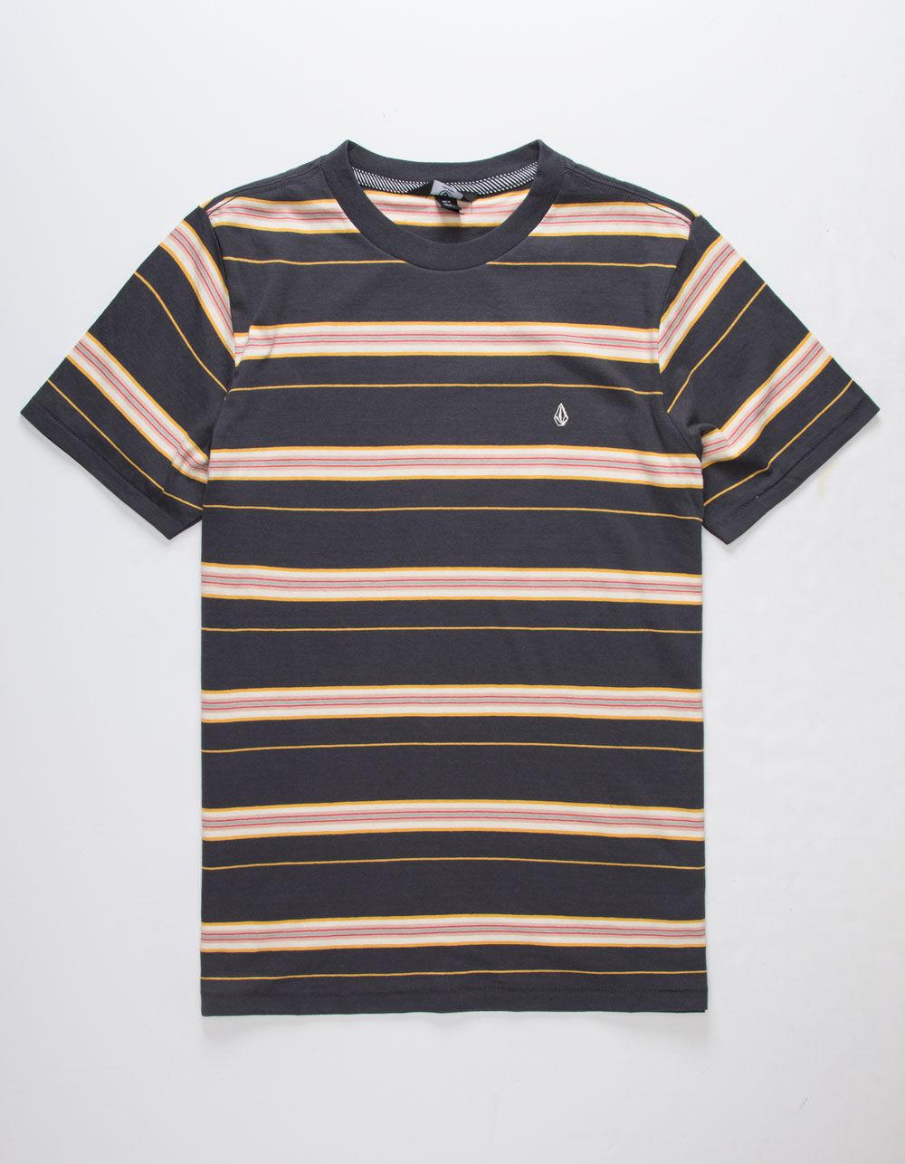 VOLCOM Shaneo Stripe T-Shirt