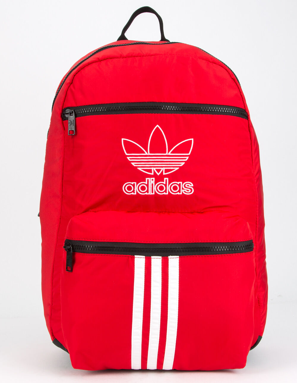 ADIDAS National 3-Stripes Red Backpack